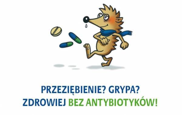 Kampania Narodowego Programu Ochrony Antybiotyków