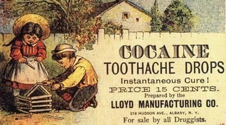 Historia reklamy i patentów leków [cz. 2]