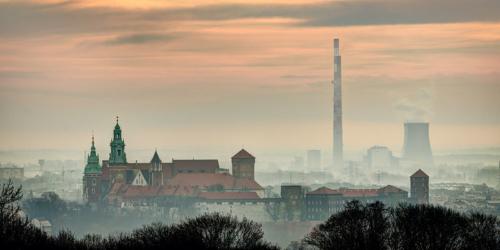 45 tys. osób umiera przedwcześnie z powodu zanieczyszczenia powietrza