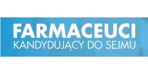 Farmaceuci kandydują do Sejmu