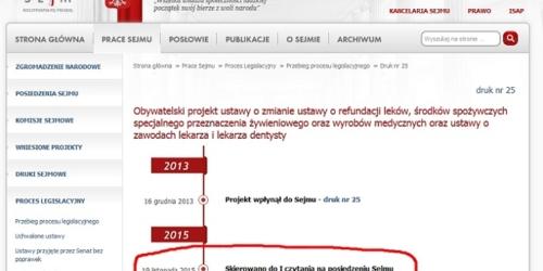 PiS nowelizuje ustawę refundacyjną. Farmaceuci mogą zyskać!