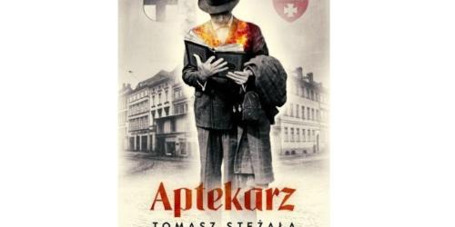 """Recenzja książki """"Aptekarz"""" Tomasza Stężały"""