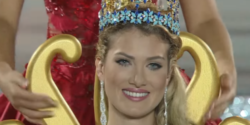 Farmaceutka wybrana Miss World 2015