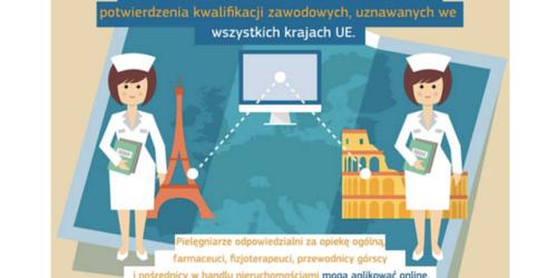 Farmaceutom będzie łatwiej wyjechać za granicę