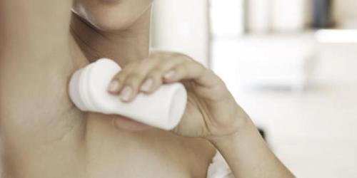 Dezodoranty i antyperspiranty mogą zmienić mikroflorę ciała