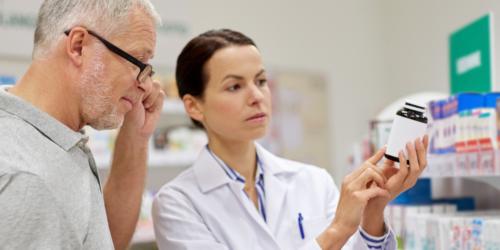 Opieka farmaceutyczna w przestrzeni medialnej