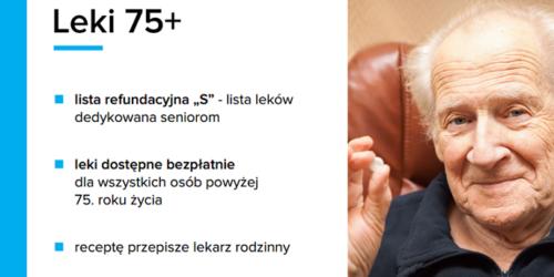 Minister Konstanty Radziwiłł przedstawił w Sejmie projekt 75+
