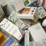 100 pseudo-aptek zamieszanych w nielegalny wywóz leków