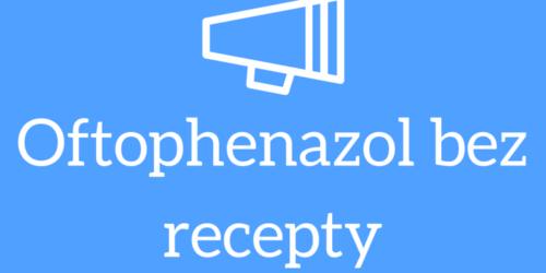 URPL: Zmiana pozwolenia nr R/0936 ws. Oftophenazolu