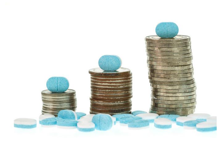 Pieniądze, tabletki