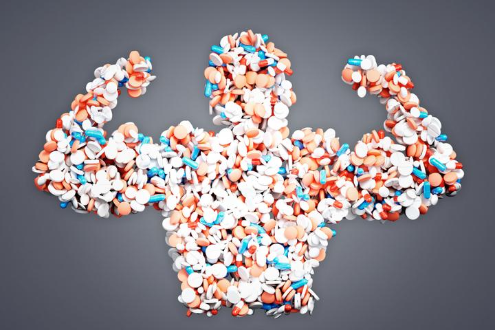 Jedną z grup pacjentów często podejmujących suplementację diety są sportowcy (fot. Shutterstock)