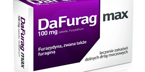 Aflofarm wprowadza lek OTC z najwyższą dawką furaginy w Europie