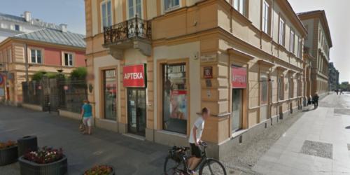 Najstarsza apteka w Warszawie zostanie zamknięta