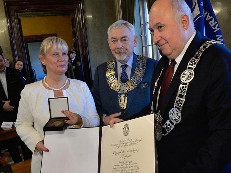 Fot. W. Majka - Kancelaria Prezydenta Miasta Kraków
