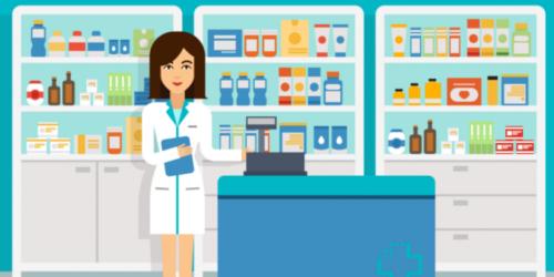 Typy farmaceutów