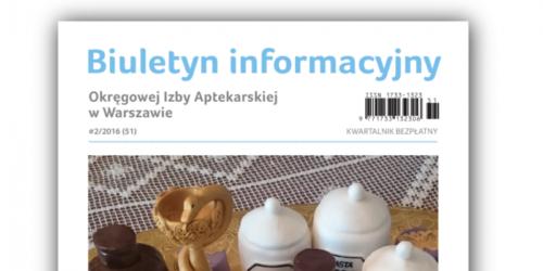 Nowy biuletyn OIA w Warszawie