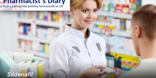 Sildenafil – jak to jest ze sprzedażą niebieskich tabletek w UK?