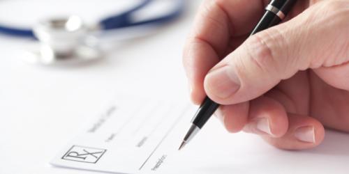 NFZ kontroluje recepty, ale nie pismo lekarzy