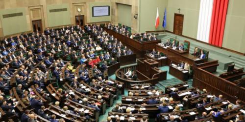 PiS poprze projekt na posiedzeniu plenarnym