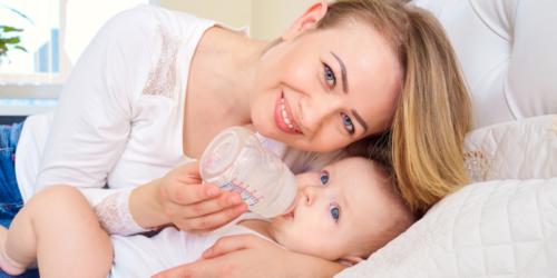 Apteczna pomoc dla karmiącej matki