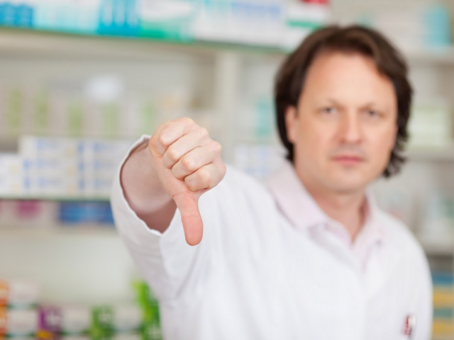 Za usunięciem reguły 'apteka dla aptekarza' głosowało 7 posłów. Przeciwko było 3.