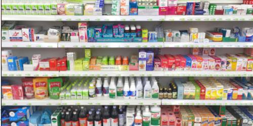 Leki w sklepie? Tylko w specjalnej szafie