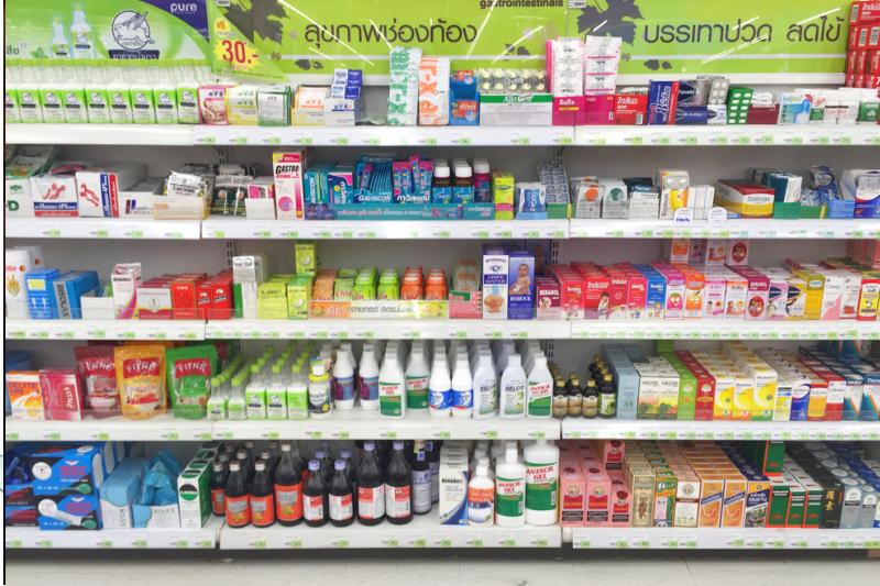Leki w sklepie? Tylko w specjalnej szafie - to pomysł Naczelnej Izby Aptekarskiej