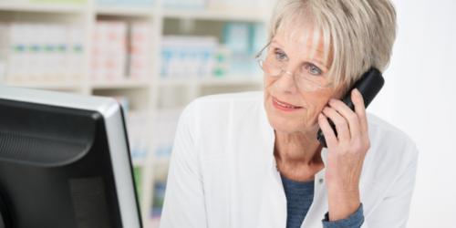 Infolinia dla pacjentów poszukujących leku