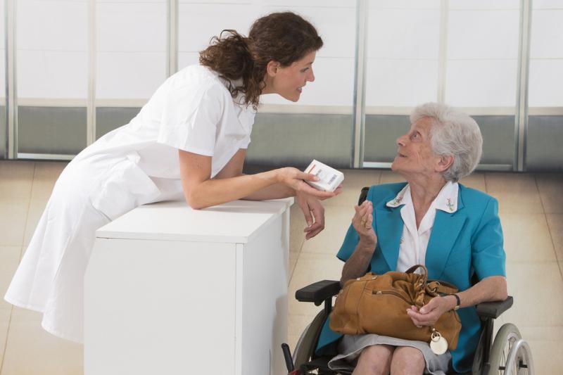 Każdego dnia przez nasze apteki przewijają się pacjenci niepełnosprawni