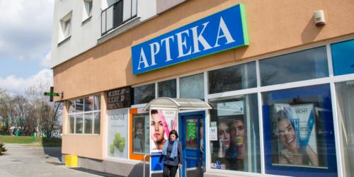 Klucz do polskich aptek