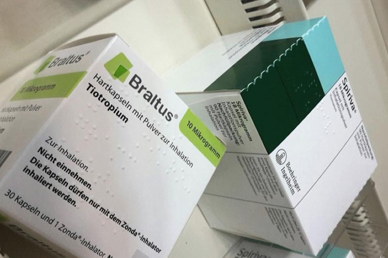Braltus może być wydawany, zamiast leku Spiriva, również w ramach substytucji aptecznej wskazanej w art. 44. ustawy refundacyjnej