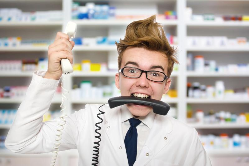 """Ostatnio do """"szewskiej pasji"""" doprowadziła mnie procedura zamówienia pewnej insuliny zachodniego producenta"""