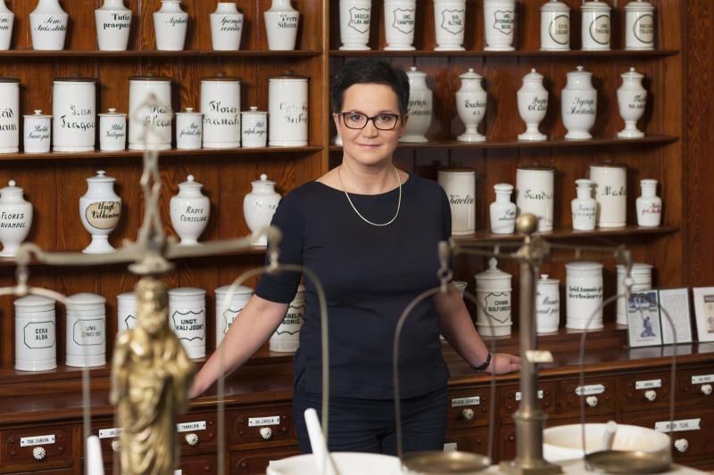 Elżbieta Piotrowska-Rutkowska: Proponowane rozwiązania dotyczą jedynie nowych aptek i mają ukształtować rynek na kolejne dziesięciolecia.