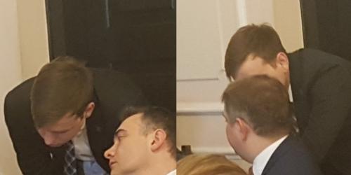 Jakub Kulesza jest instrumentem sieci