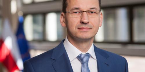Morawiecki pisze w sprawie 'apteki dla aptekarza' do Senatu