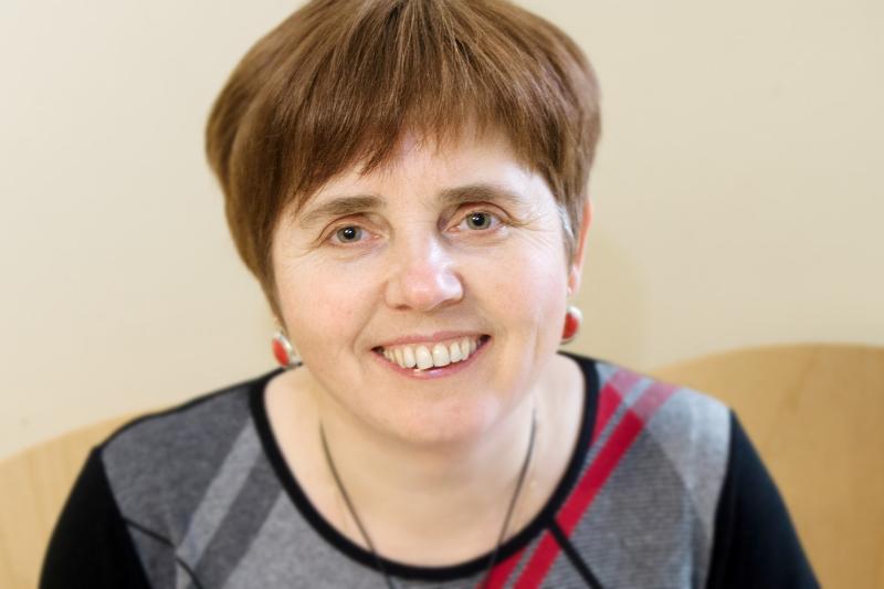 """""""Od wielu lat staramy się, żeby klauzula sumienia dla farmaceutów była uregulowana prawnie"""" - mówi Małgorzata Prusak (fot. archiwum prywatne)"""