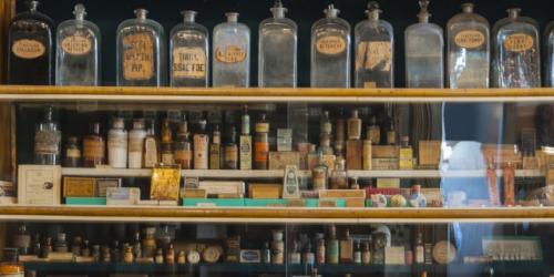 Milion złotych na zbiory bydgoskiego Muzeum Farmacji
