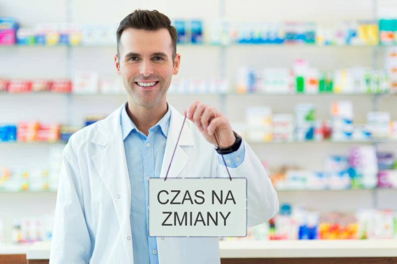 Apteka dla farmaceuty jest tylko preludium do uzdrowienia branży.