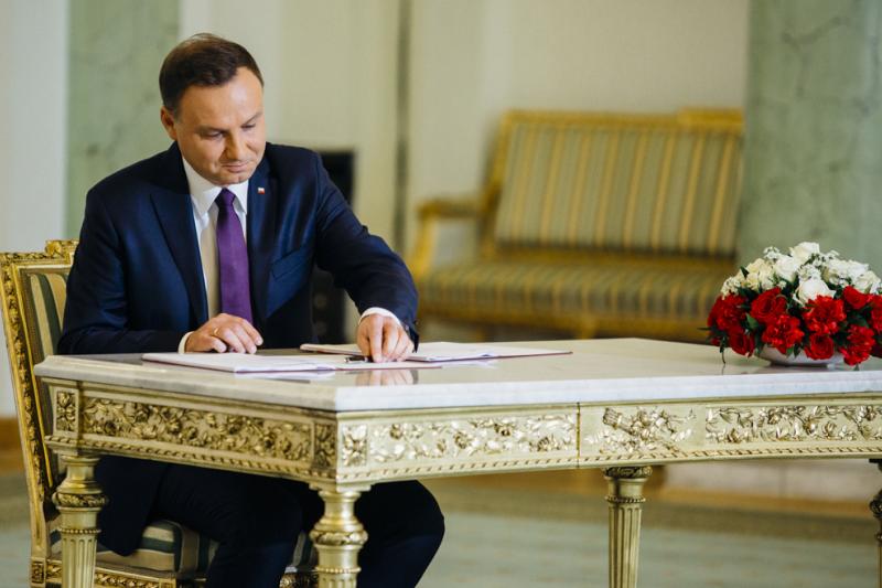 Podpisana przez Prezydenta ustawa, została opublikowana w już 22 czerwca, co oznacza, że zawarte w niej zapisy wchodzą w życie 22 lipca (30 dni od publikacji).