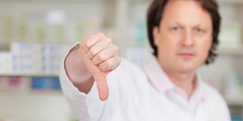 Koordynator zabronił wystawiania recept farmaceutycznych