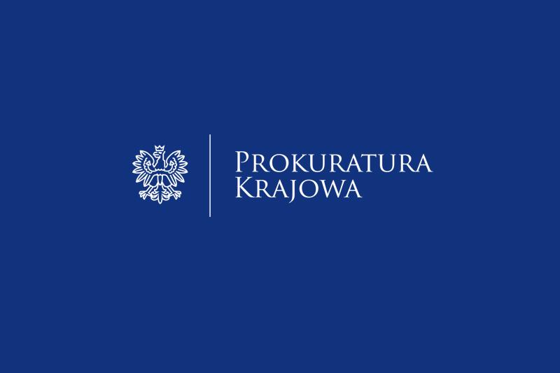 Logo Prokuratury Krajowej