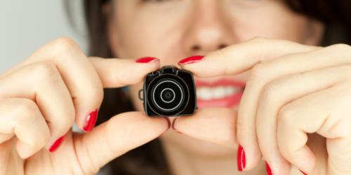 Kamera na pacjencie pozwoli monitorować jego aktywność
