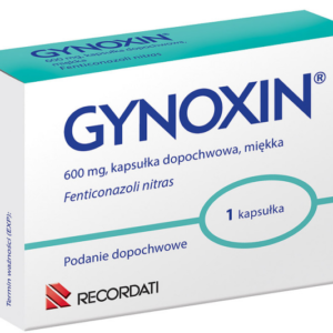 Od 1 stycznia preparaty Gynoxin będą dostępne bez recepty