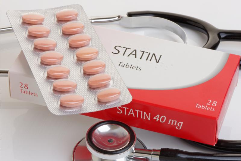 Opakowanie leku Statin