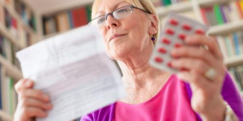 Nieselektywne beta-blokery niebezpieczne u osób starszych