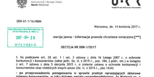 UOKiK wziął pod lupę reklamy suplementów diety Pneumolan i Pneumolan Plus