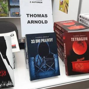Lato z kryminałami: Thomas Arnold