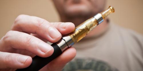 Twierdzenie, że e-papierosy są korzystne dla zdrowia jest bezzasadne