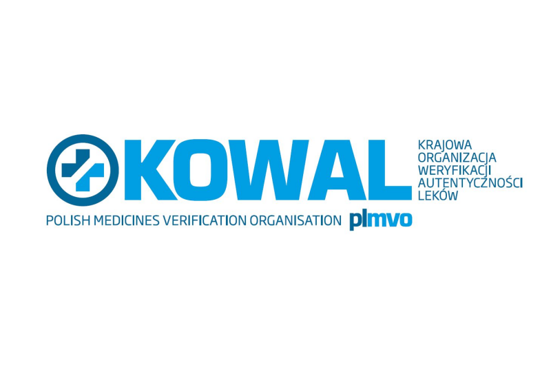 KOWAL przedstawia opisy alertów, które mogą się pojawiać podczas weryfikacji autentyczności leków serializowanych (fot. KOWAL)