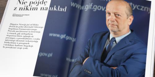 Zbigniew Niewójt: Nie pójdę z nikim na układ